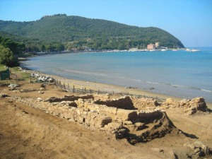 Beach near villa rental
