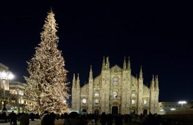 Christmas in Milan- Duomo