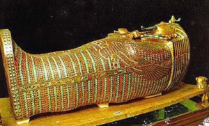 Tut's second coffin
