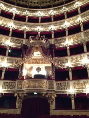San Carlo Opera House, Naples