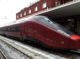Italo Treno by Ferrari