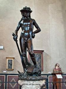 Donatello at Bargello