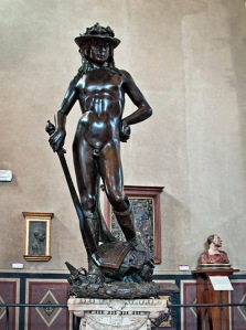 Donatello at Bargello