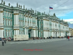 Hermitage at Palace Square