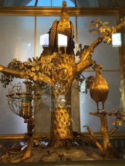 Clock in Hermitage