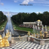 Grand Peterhof Palace Gardens