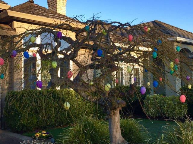 egg tree 2018
